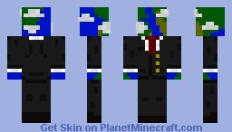 10 Subscriber/ Planet Minecraft's Birthday Skin!!!! Minecraft Skin