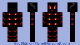 Zalgo Minecraft Skin