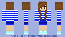 thelittledipp3r (the skin i usually use) Minecraft