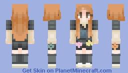 Rosé blackpink《weekly idol》 Minecraft Skin