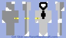 Amogua furry Minecraft Skin
