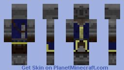 Elite Knight Armour (Dark Souls) Minecraft Skin