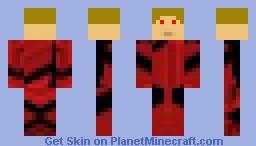 mutated Minecraft Skin