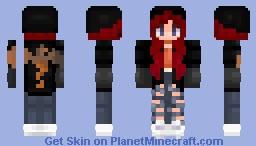 Xayden Skin 3 [LVL 40] Minecraft Skin