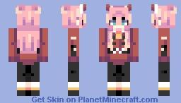 002 🌸 Minecraft Skin
