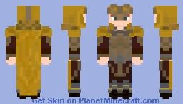 Asgard guard (Einherjar from thor) Minecraft Skin