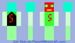 Super Man 1.0 Minecraft Skin