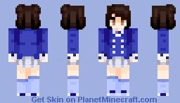beautiful REDUX Minecraft Skin