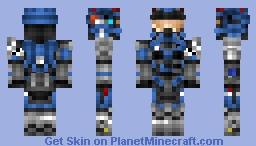 Carter (A-259) Minecraft Skin