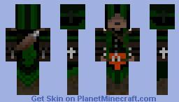 ~Celestrian~ Legion Ranger Minecraft Skin