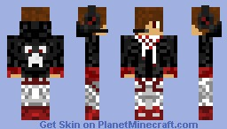 Teen Hoodie (I use this one) Minecraft Skin