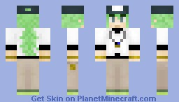 N (Pokémon Black and White) Minecraft