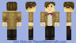 The Doctor (11) Minecraft Skin