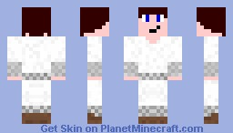 mah own made guy :3 Minecraft Skin