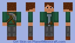 Barry Smith (me) Minecraft Skin