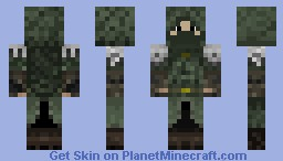 Green Bandit Minecraft Skin