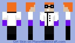 dexter Minecraft Skin