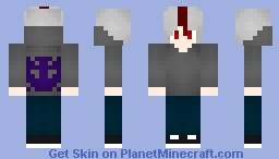 ☣Starscream Boy☢ Minecraft Skin