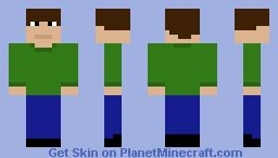 Legitryman Minecraft Skin