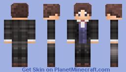 Simon Petrikov (Adventure time) Minecraft Skin