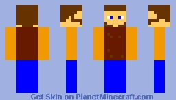 Normal GUY Minecraft Skin