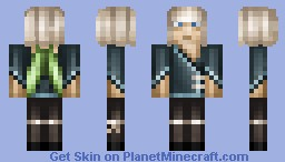 Fairy Minecraft Skin