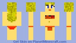 Night Club Striper Minecraft Skin
