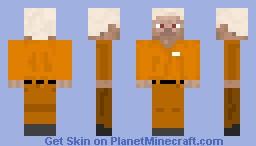 Prisoner Steve Minecraft