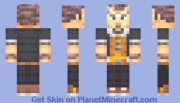 Handsome Jack [Borderlands 2] Minecraft Skin