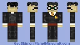 Harry Potter Minecraft Skin