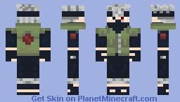 Naruto Skins Minecraft Collection  Naruto Skins Mi...