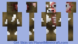 Zombie Cow-Man Minecraft