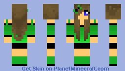 Jais style 2 Minecraft Skin