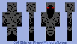 Spooky Ghost Minecraft Skin