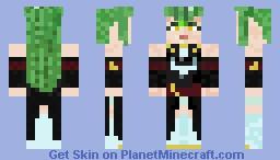 C2 Minecraft Skin
