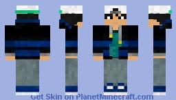 a simple normal skin Minecraft Skin