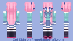 🍒 Sunset [Skinfight] 🍒 Minecraft Skin
