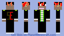 for red/cobble stone on super earth Minecraft Skin