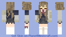 Mari Minecraft Skin