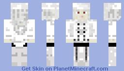 Irisviel von Einzbern Minecraft Skin