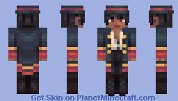 Dark Magic || Skin Jam (Vol. 2) Minecraft Skin