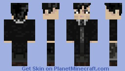 Kiritsugu Emiya Minecraft Skin