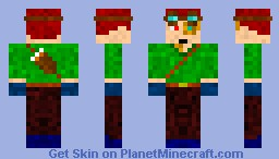 My skin: Jason the Alchemist Minecraft Skin