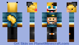 The Skin of Utorak Minecraft Skin