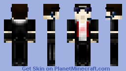 Private Request- ASIAN Pro Gamer Minecraft Skin