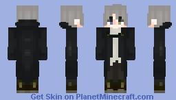 Berk || Gift Minecraft Skin