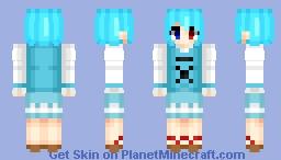 Kogasa Tatara (多々良 小傘) | Touhou (東方) Project | Anime game Minecraft Skin