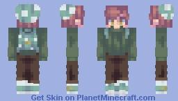toadstool 🍄 Minecraft Skin