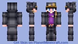 KUJO JOTARO Minecraft Skin