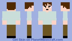 Ben 10 Carl Tennyson ( Alien Force) Minecraft Skin